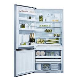 Frost Free Fridge Freezer Silver