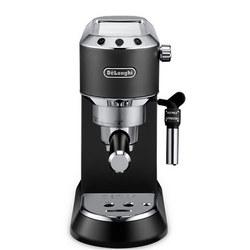 Dedica Pump Espresso Black