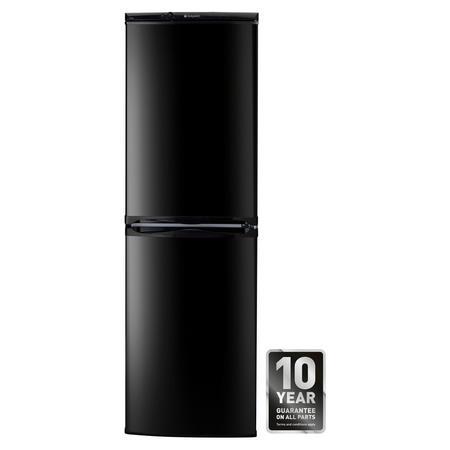 FROST FREE Fridge Freezer Fridge Freezer 55cm Combis Black