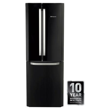 FROST FREE Fridge Freezer Hygiene + Protection 70cm Combis Black