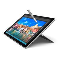 Microsoft Surface Pro 5 Silver Tone