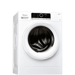 Supreme Care Core Design 8kg Washing Machine with 6th Sense White