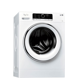 Supreme Care Core + Design 9kg Washing Machine with 6th Sense White