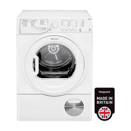 Aquarius 8kg Dryer Heat Pump White
