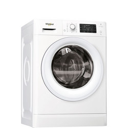 FreshCare+ 9kg Washing Machine with 6th Sense White