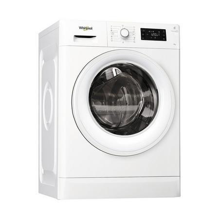 Whirlpool 8KG FreshCare Washing Machine White