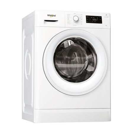 FreshCare+ 8kg Washing Machine with 6th Sense White