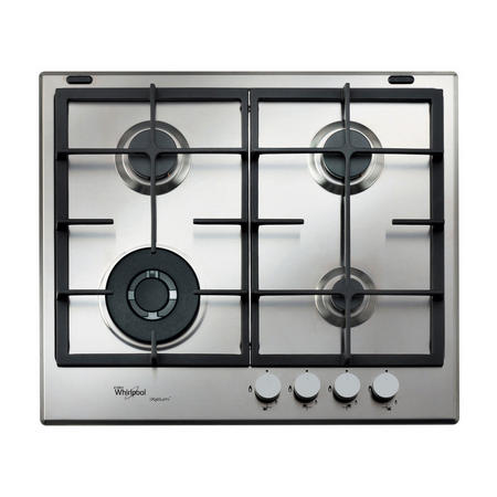 60cm Gas Hob with Ixelium Stainless Steel