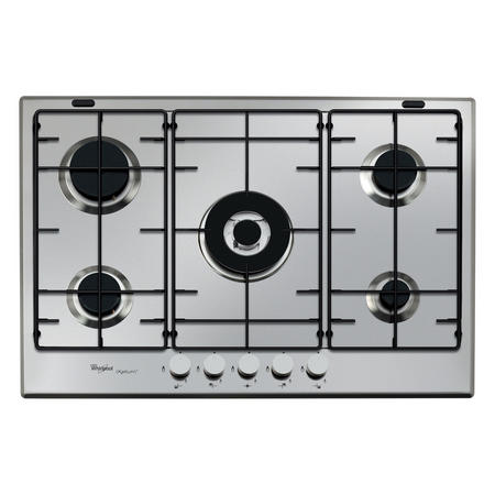73cm Gas Hob with Ixelium Stainless Steel