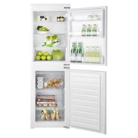 50/50 Less Frost Integrated Fridge Freezer