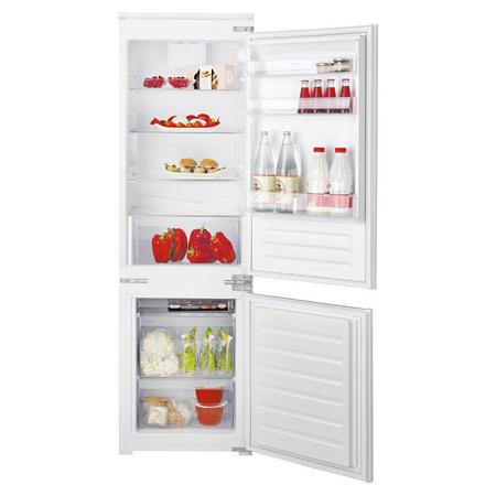 50/50 Less Frost Integrated Fridge Freezer
