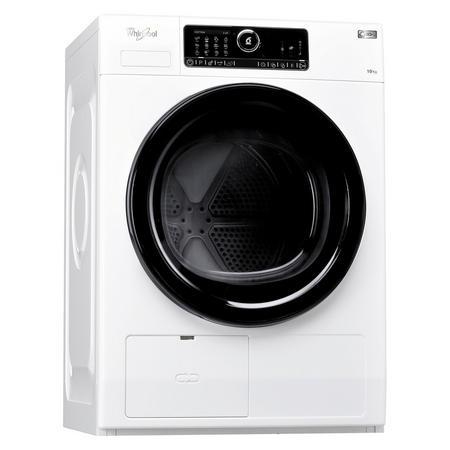 Supreme Care Core Design 10kg Heatpump Condenser Dryer with 6th Sense White