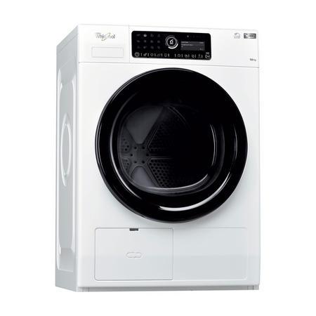 Supreme Care Core + Design 10kg Heatpump Condenser Dryer with 6th Sense Live (Smart) White