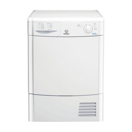 ECOTIME Condenser Timed Dryer 8 KG LED White