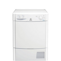ECOTIME Condenser Timed Dryer 8 KG LED White