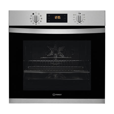 71 Litre Multifunction Single Oven with Pyrolytic Cleaning cleaning