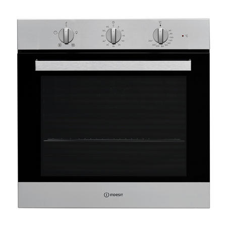 Aria Collection 66 Litre Single Oven with Easy To Clean Enamel cleaning