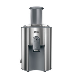 Spin Juicer J700 Silver Tone