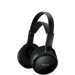 Wireless Headphones Black