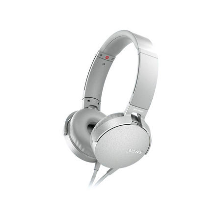 Extra Bass™ Headphones White