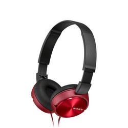 Folding Headphones Red