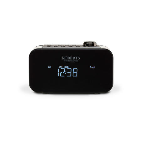 Ortus1 Dab+/FM Clock Radio Black