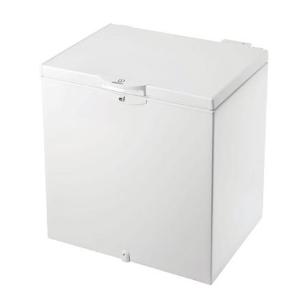 204 Litre Chest Freezer White