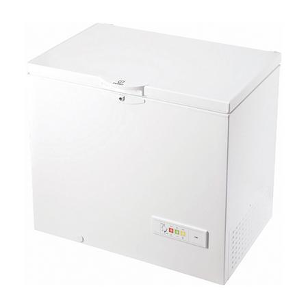 251 Litre Chest Freezer White
