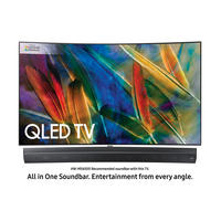 "55"" Q8C Curved QLED Ultra HD Premium HDR 1500 Smart TV"