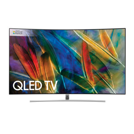 """65"""" Q8C Curved QLED Ultra HD Premium HDR 1500 Smart TV"""