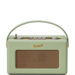 Revival Radio Green Leaf