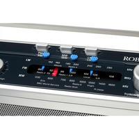 Classic R9954 Radio Silver Tone