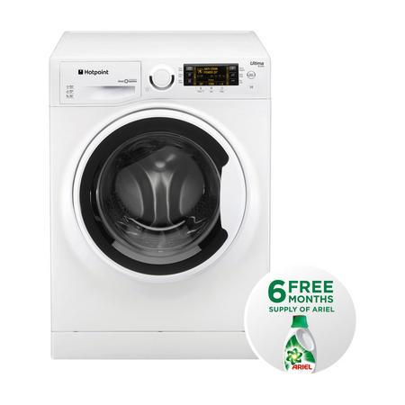 Ultima 8 kg Washing Machine 1400 Spin White