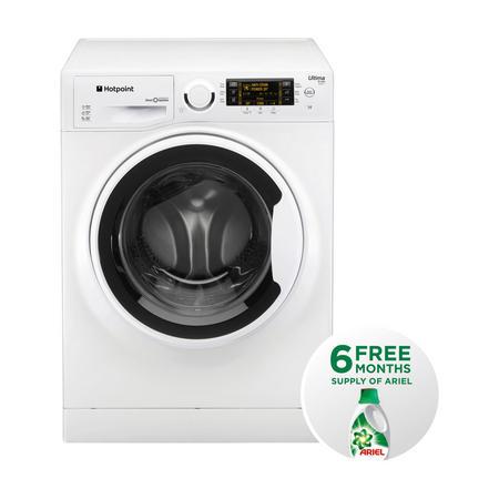 Ultima 9 kg Washing Machine 1400 Spin White