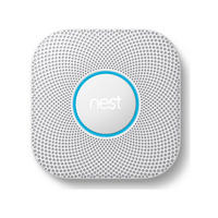 Protect Smoke/Co Alarm (Wired) White