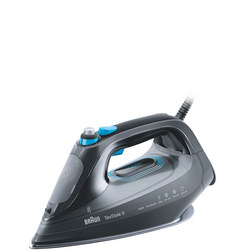 TexStyle 9 Steam Iron Black