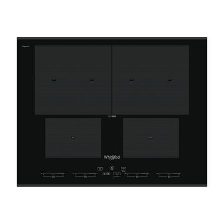 65cm SmartCook Induction Hob with SmartSet Black