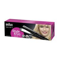 Straightener Satin Hair 3 Black