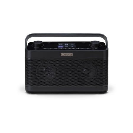 Stream 218 Dab+/FM/Internet Smart Radio Black