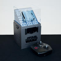 TIE Fighter Inc Collectors Box Grey
