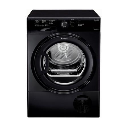 Aquarius 8kg Dryer Condenser Black