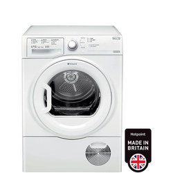 Aquarius 8kg Dryer Condenser White