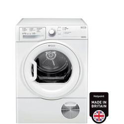 Aquarius 8kg Dryer Condenser White
