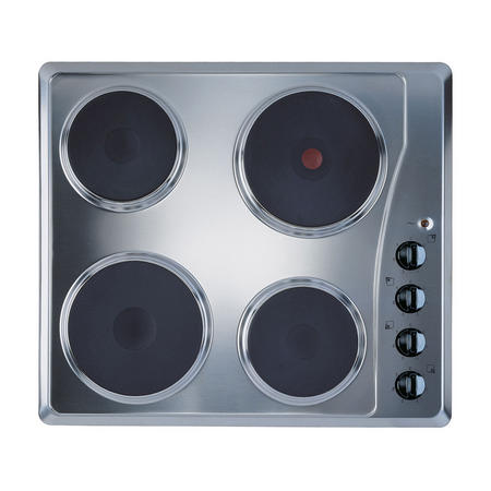 60cm Solid Plate Hob