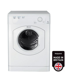 Vented tumble Dryer 7Kg White