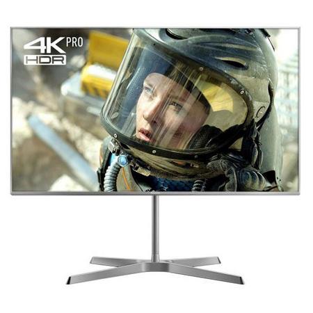 """58"""" Smart TV Silver Tone"""