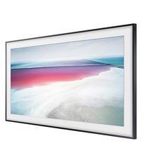 Frame Smart TV with Walnut frame Brown