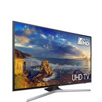"55"" 4K UHD TV Black"