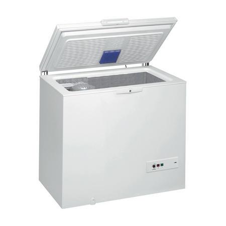 248 Litre Chest Freezer White