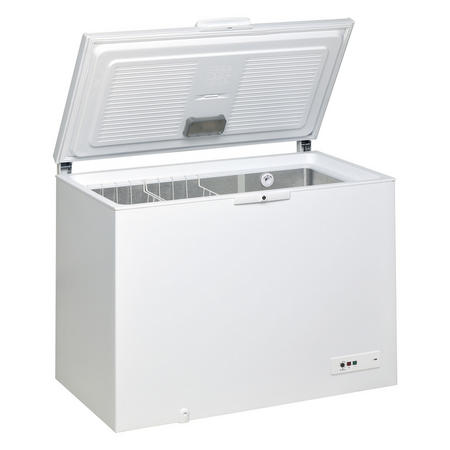 278 Litre Chest Freezer White